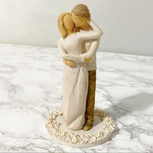 Willow Tree Together Cake Topper Wedding Figurine